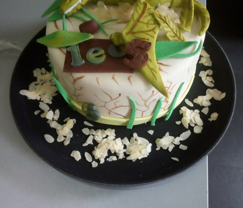 Les Gâteaux de Nico - Réalisations