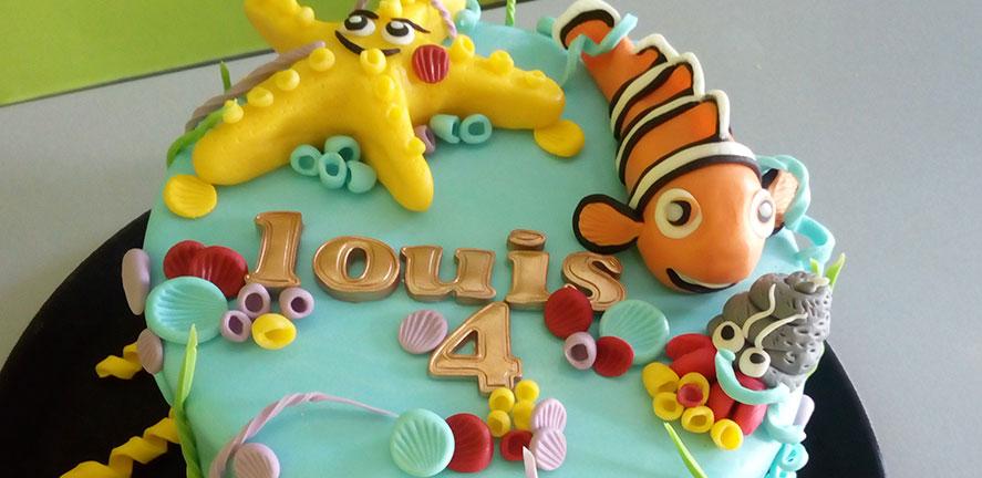 Les Gâteaux de Nico - Gâteaux d'anniversaire